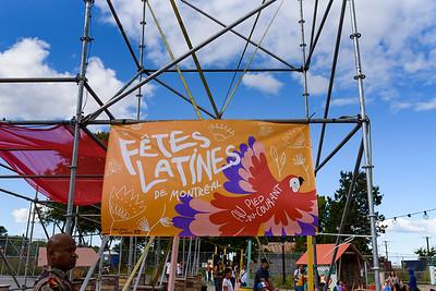 Village au Pied du Courant - Fêtes Latines de Montreal