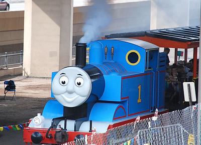 2011 08 06:  Thomas the Tank Engine Visits Duluth MN
