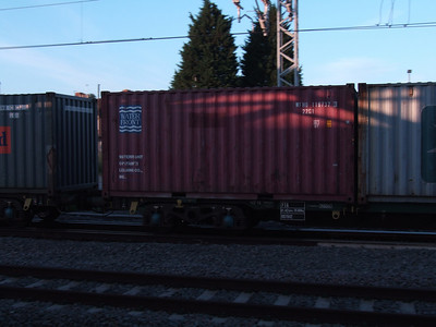 Container Code W