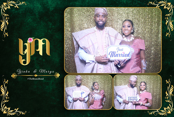 Yinka & Maryo's Wedding
