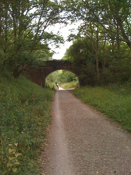 Sussex Border Path Bridge
