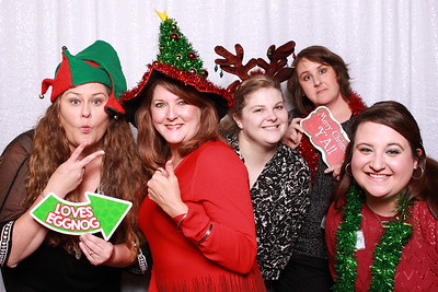 BankSouth Christmas Party