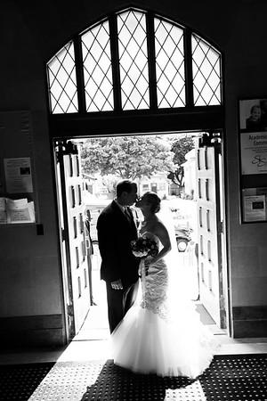 Kim & Chris {wedding day}