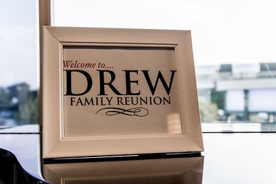 Drew Family Reunion 2015