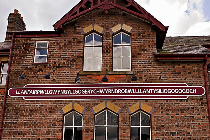 LlanfairPW, Wales