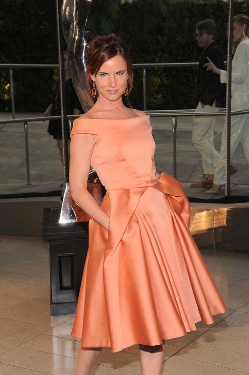 . Juliette Lewis attends the 2013 CFDA Fashion Awards on June 3, 2013 in New York, United States.  (Photo by Jamie McCarthy/Getty Images)