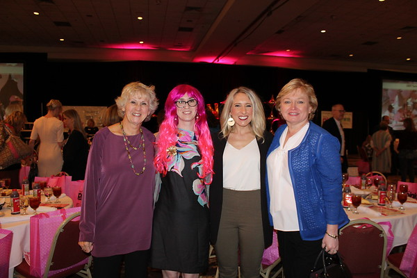 Susan G. Komen Ozark Pink Ribbon Luncheon 10.23.19