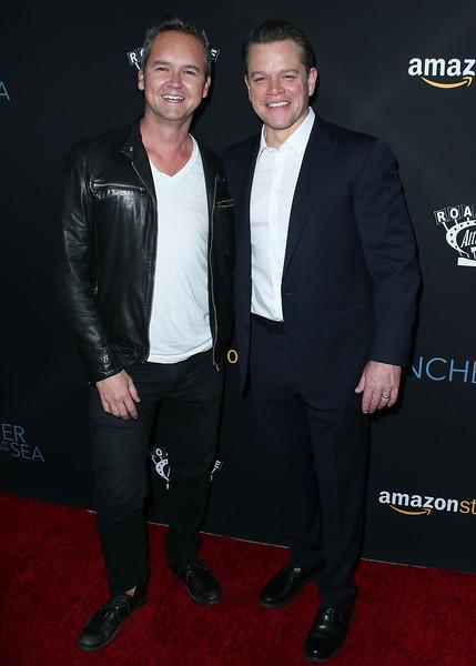 Roy Price, Matt Damon