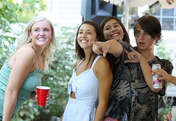 V's Graduation Party
