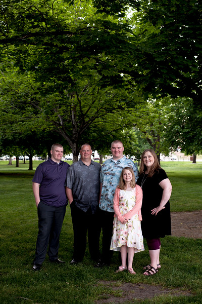 McMaster Family
