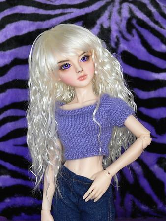 Jenni in Purple - for theme