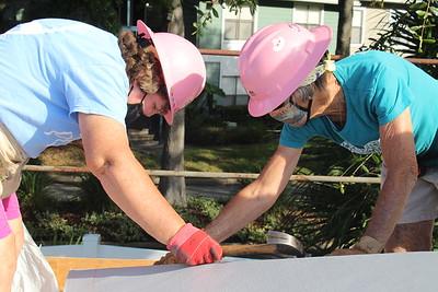 Construction Volunteers: 5-22-2021