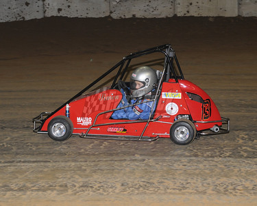 2009 Bull Ring Nationals, Qrt Midgets