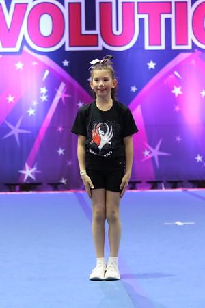 Chatham Phoenix Cheer  Scarlett - Youth Indy 1