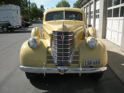 Larry Brader - 1938 Oldsmobile