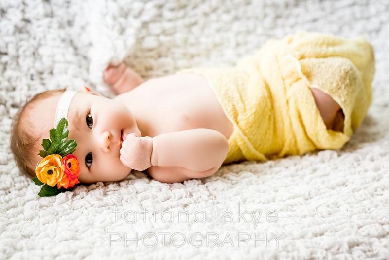 Sarina 3 months