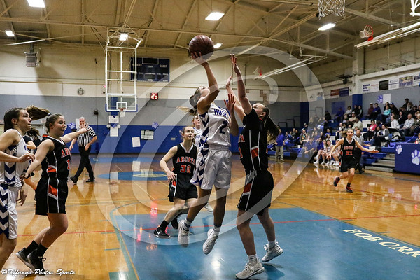 FUHS Girls Varsity Basketball vs Arcata @ Home 1-29-19
