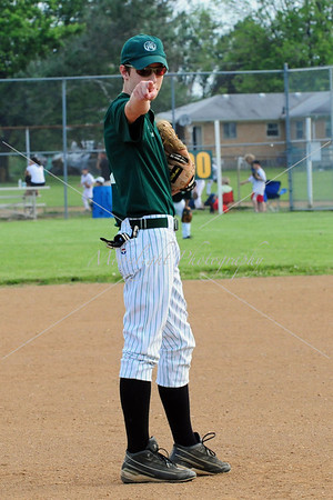 Baseball- Reading 2009 /Mitchell