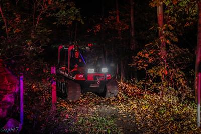 MA Lost Hiker, Garrison, 10-12-14