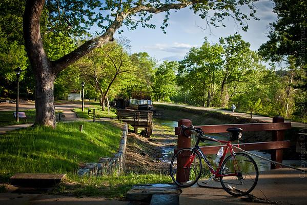 Potomac River Falls - Maryland - May, 2011