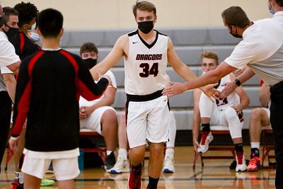 US Boys Basketball vs Davenport 6-1-21