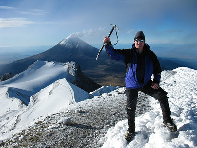 Volcanoes of Mexico Climb