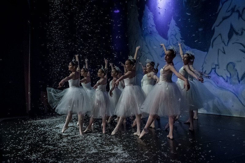 2018 The Nutcracker (DEN) Backstage Photos