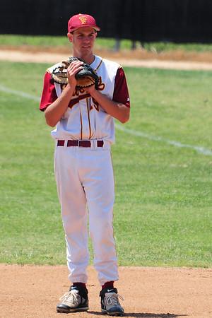 Torrey Pines JV Baseball vs San Pasqual, May 9, 09