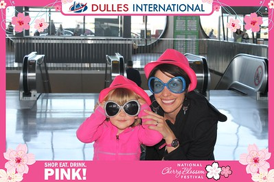 Dulles Food and Shops: Cherry Blossoms 2016 - Day 4