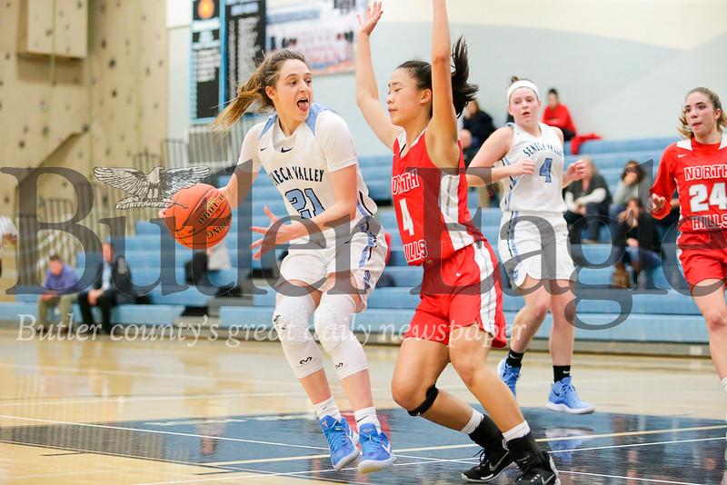 93670 - Seneca Valley vs North Hills Girls Basketball