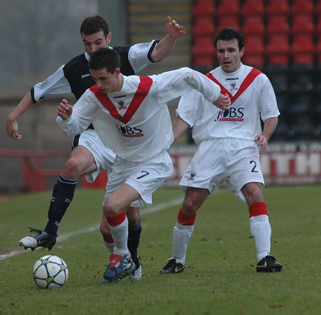 Airdrie v Dundee (1.1) 4 2 06