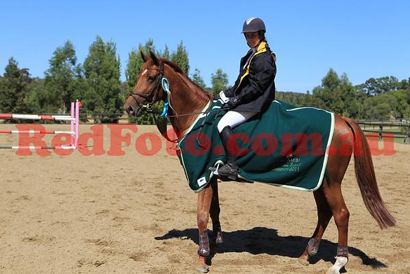 2011 03 27 Yalambi ShowJumping Classic Sunday Arena 1 1m25_Star_Spotter