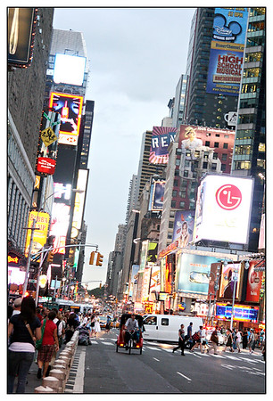 New York City, Aug 2007