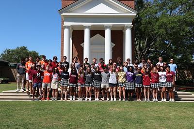 Senior Class College T-Shirt Day 2021