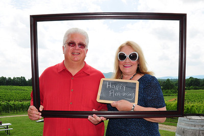 Sheree & Steve Barnard Anniversary Photo Booth