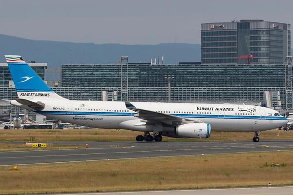 9K-APC - Airbus A330-243