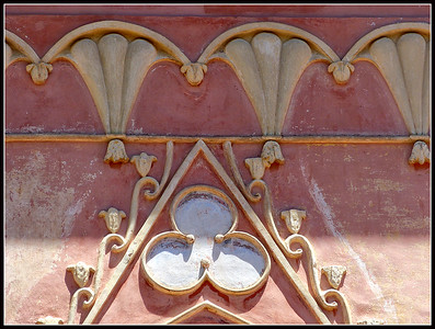 Ornaments and wall decorations