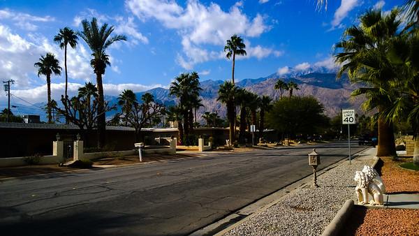 Palm Springs Christmas 2014