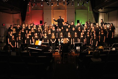 2015 BBA Holiday Concert II photos by Gary Baker