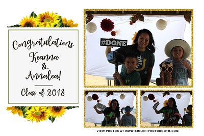 Keanna's Graduation Party
