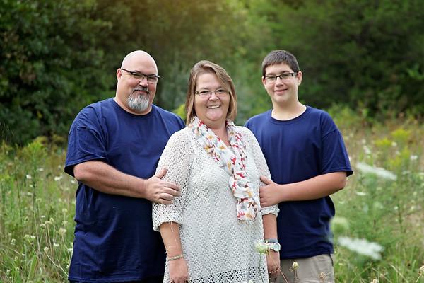 Mindy, Jeremiah, & Bradley