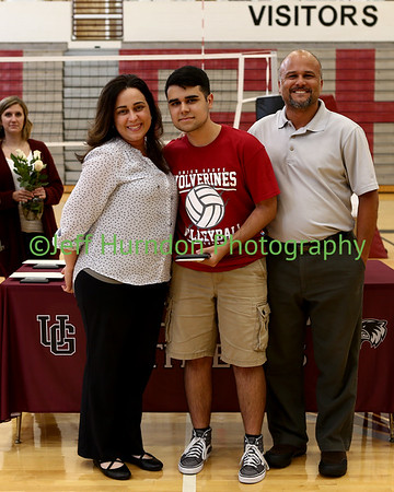 UGHS Sr night