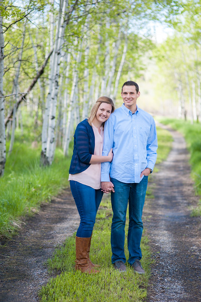 Hyrum and Heidi