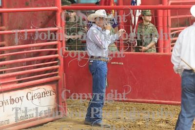 2015 Dayton FFA Rodeo - Saturday