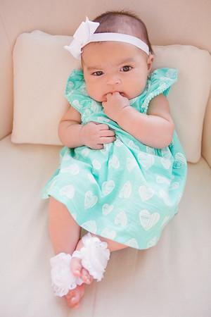 Michaela 3 months