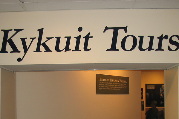 Kykuit - Rockefeller Estate - June 2, 2007