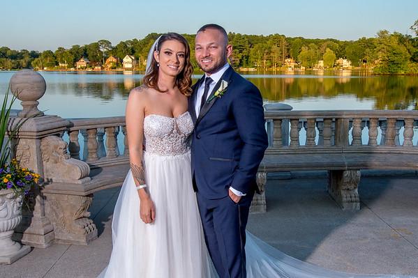 Brian & Jackie Wedding 7-13-19