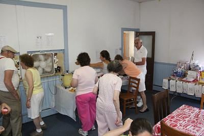 Summer Bazaar, Christ Reformed United Church of Christ, McAdoo (6-30-2012)