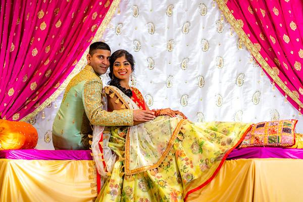 Anish & Reena