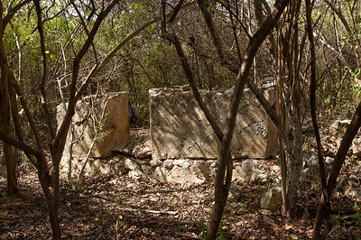 The Fort in the Kloof (ravine)